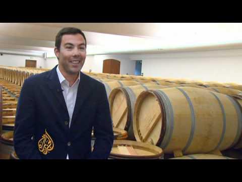 French vineyards eye China market