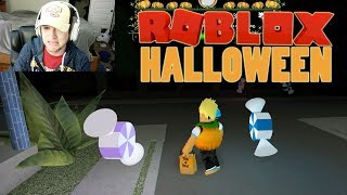 First Roblox Halloween Game Play of the Season! Gamer Chad