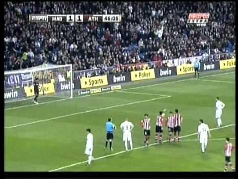 Real Madrid vs Athletic Bilbao (4-1) Liga BBVA 2011 12 Los goles