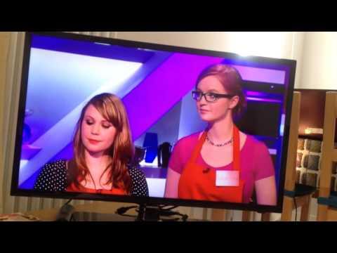Jacqueline & MarieLouise Winning Channel 4 Win it Cook It