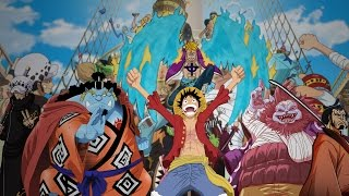 Luffy's Second Alliance? Strawhat Fleet Completed | One Piece 832+ ワンピース Discussion