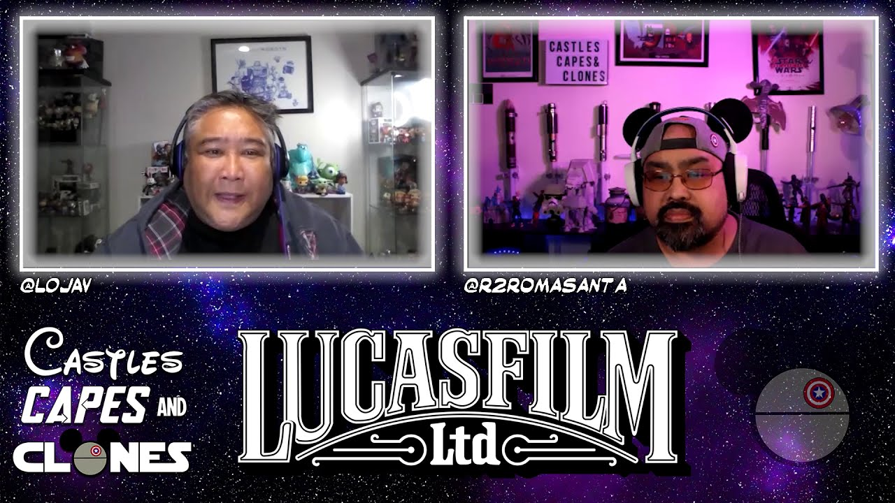 Hera Syndulla, the Star Was Cookbook and more LucasFilm News | CCC LucasFilm Podcast Ep 05