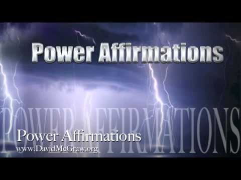 Power Affirmations – Ignite Your Personal Power, Success, Happiness & Well-Being!