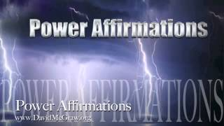 Power Affirmations – Ignite Your Personal Power!