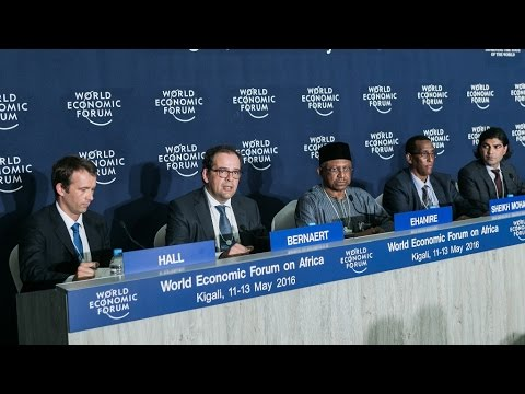 Africa 2016 - Press Conference: How can Africa develop healthcare  systems that are both efficient