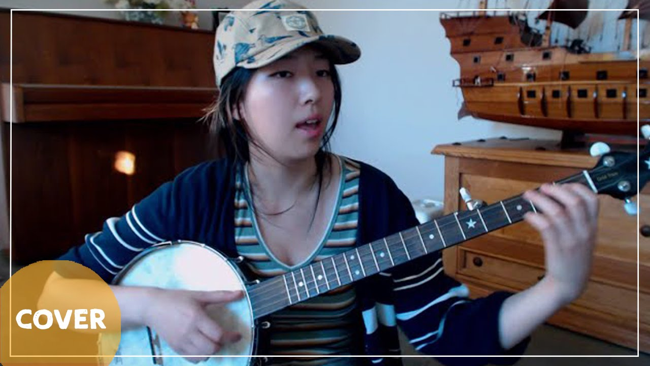 Sweet Pea Amos Lee Banjo Cover Chords Youtube