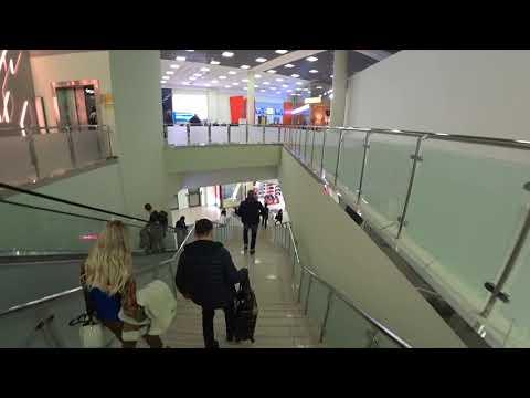 Аэропорт Шереметьево. Как пройти из терминала B в F.