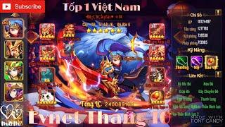 OMG 3Q | Event Tháng 10 - Mừng Ngày Phụ Nữ 20/10 Cùng Tốp 1 Việt Nam - Quỷ Vương Ẩn Mình