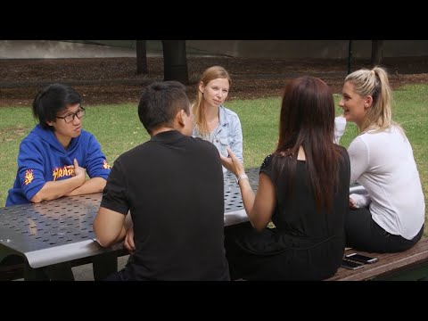 CQUniversity - A Day in the Life of an International Student