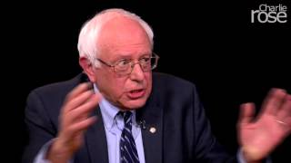 Bernie Sanders: What the WSJ Got Wrong (Oct. 26, 2015) | Charlie Rose