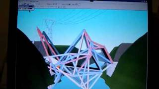 West Point Bridge Designer 2010 4 Flips