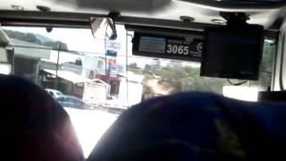 Llegando a Jacala de Ledezma, Hidalgo