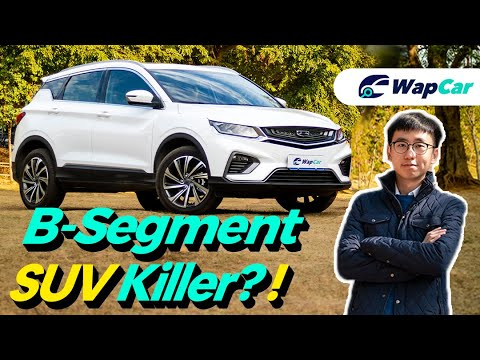 2020 Proton X50? Geely Binyue 1.5L Turbo SUV Review, Needs Proton Ride & Handling!