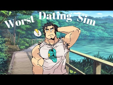 WORST DATING SIM - Walkthrough & Good Ending (Visual Novel Free Game)