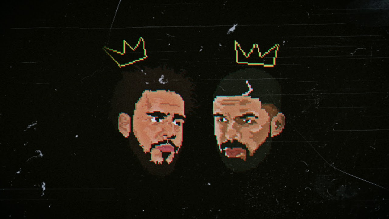 J Cole Eyebrows Vs Drakes J. Cole x Drake...
