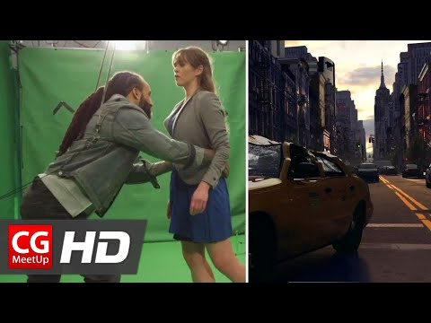 "CGI VFX Breakdown HD: ""Happy Valentine's Day VFX Breakdown"" by Neymarc Visuals"