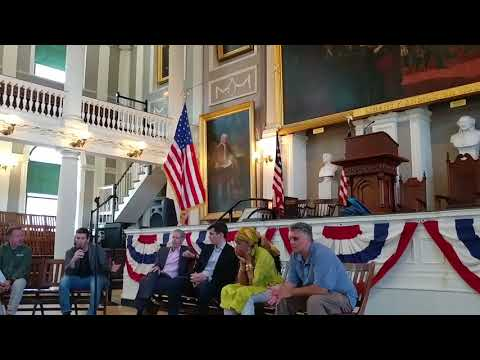 Boston GreenFest Eco Forum: 'Transportation Today Tomorrow' at Faneuil Hall - Part III