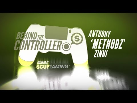Behind the Controller: OpTic Methodz   Powered by SCUF Gaming