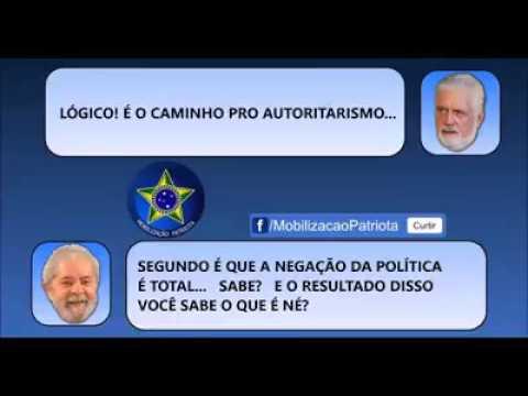 Grampo com Lula e Jaques Wagner