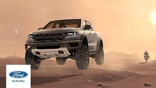 Ford Ranger Raptor | Designed for Optimum Performance