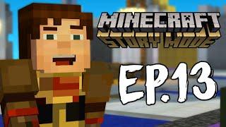 Minecraft: Story Mode - Эпизод 5 - Небесный Город