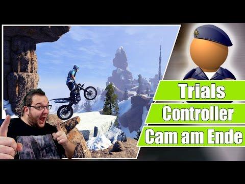 Trials Fusion mit Controller CAM