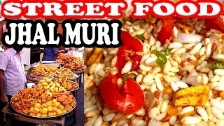 Street Food   Original Indian Street Food   Indian Street Food Jhal Muri   Indian Cuisine