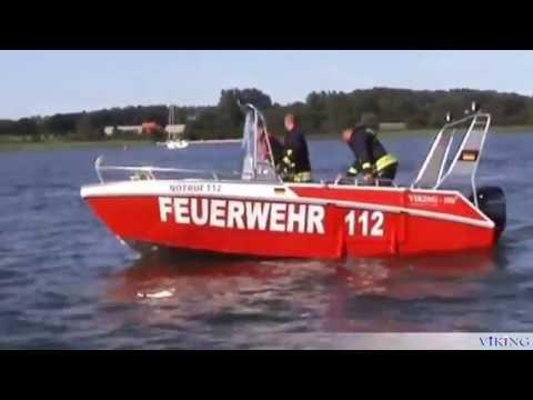 Viking - łodzie aluminiowe