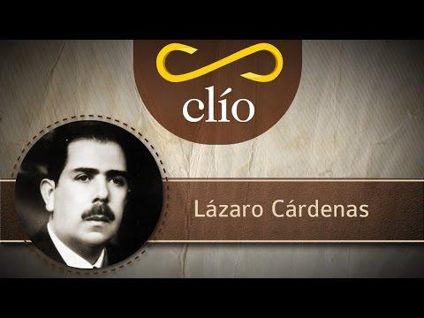 Minibiografía. Lázaro Cárdenas