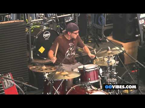 """Cosmic Dust Bunnies perform """"Cosmonauts"""" Pt.2 at Gathering of the Vibes Music Festival 2014"""