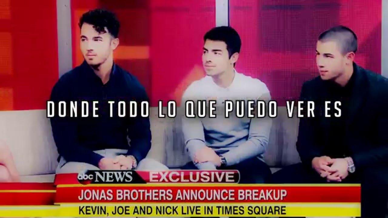 Jonas brothers se separan yahoo dating