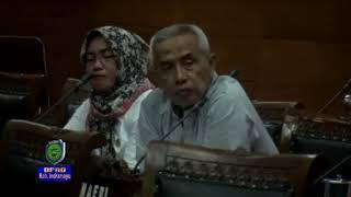 Rapat Kerja Gabungan Komisi I Dan Komisi III DPRD Kab Indramayu