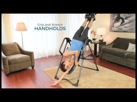 Teeter EP-860 Inversion Table | Product Overview
