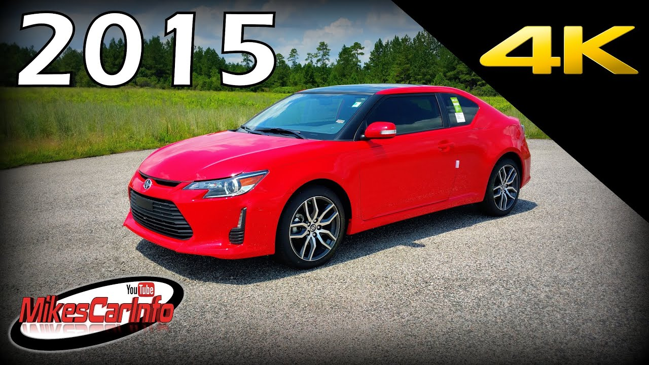 2015 scion tc ultimate in depth look in 4k youtube. Black Bedroom Furniture Sets. Home Design Ideas
