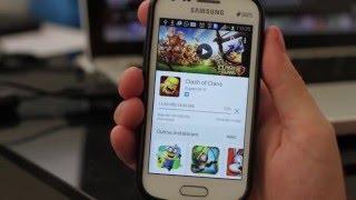 Como baixar e instalar Clash of Clans para Android