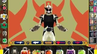 仮面ライダー鎧武 ビートライダースたちにフレッシュオレンジアームズ着せてみた #2 thumbnail