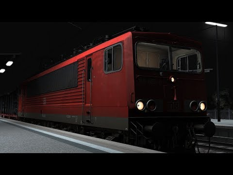 Train Simulator Cologne(Köln) - Koblenz Scenario Pack 1: DB BR155 - 8: Freight from Andernach