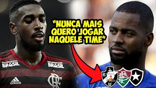 5 JOGADORES MAIS INGRATOS DO FUTEBOL BRASILEIRO!