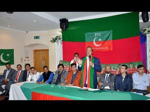 A Pakistani lawyer, Dr Babar Awan explain the panama papers case