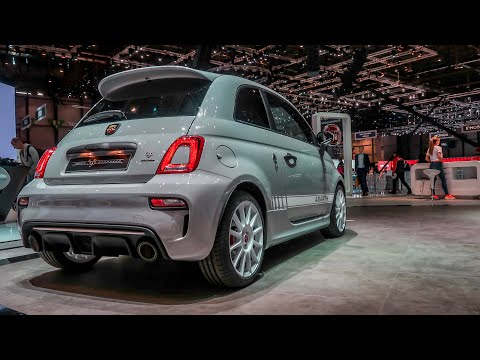 Here Is The New 2019 Abarth 595 Esseesse! | First Look