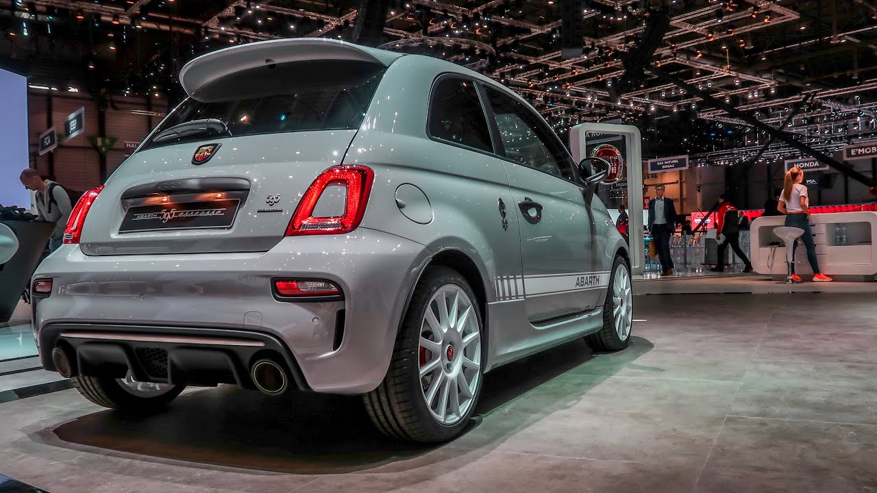 Here Is The New 2019 Abarth 595 Esseesse First Look