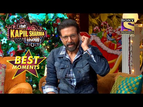Javed Takes Everyone On Laughter Ride With His Mimicry|The Kapil Sharma Show Season 2 | Best Moments