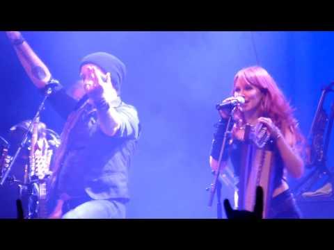 Eluveitie - Luxtos / King - live @ Eluveitie & Friends @ Z7 in Pratteln 6.1.2017