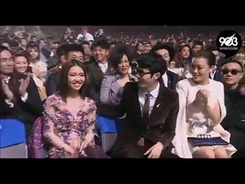 2012年度叱咤樂壇流行榜頒獎典禮 叱咤男女歌手銀獎 方大同 薛凱琪