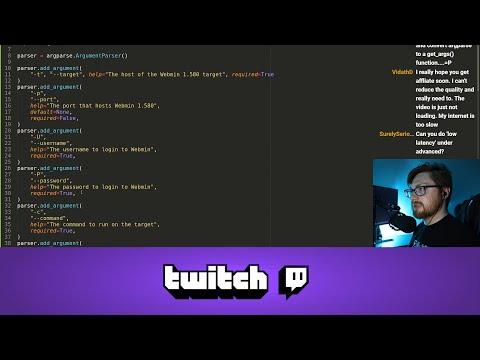 VOD - TryHackMe! Game Zone - Recreating a Metasploit Exploit in Python