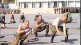 Новосибирское ВОКУ.. Спецназ ГРУ.
