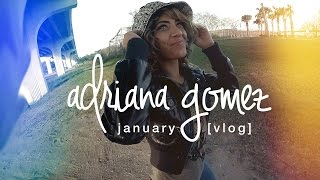 Adriana Gomez - January (vlog)