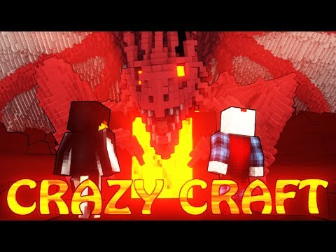 Minecraft | CrazyCraft - OreSpawn Modded Survival Ep 14 -