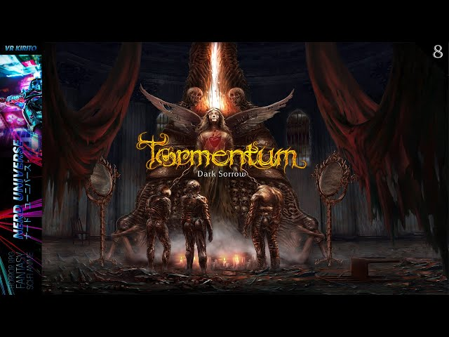 Tormentum: Dark Sorrow   #8 Monster Bohrung - Rätsel & Der Zug des Grauens  ☬ Horror   Deutsch [PC]