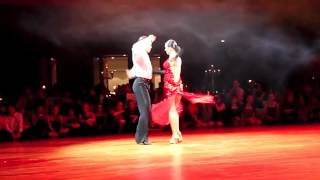 Andrey Zaytsev & Anna Kuzminskaya - Rumba-Show